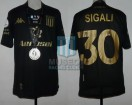 Racing Club - 2021 SC - Away - Kappa - Aeroset/BC - Final Supercopa Argentina vs River Plate - Medalla - L. Sigali