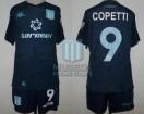 Racing Club - 2021 LIB - Away - Kappa - Aeroset - R16 Copa CONMEBOL Libertadores IDA vs San Pablo - E. Copetti