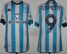 Racing Club - 2021 CLPF - Home - Kappa - Aeroset/BC - 6ta Fecha vs Argentinos Jrs. - E. Copetti