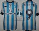Racing Club - 2021 CLPF - Home - Kappa - Aeroset/BC - 9na Fecha vs Independiente - E. Copetti