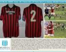 AC Milan - 1985/86 - Home - Gianni Rivera - Fotorez Ubix - 30ma Fecha Serie A Calcio vs Atalanta BC - M. Tassotti