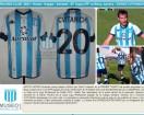 Racing Club - 2021 CLPF - Home - Kappa - Aeroset - SF Copa LPF vs Boca Juniors - D. Cvitanich
