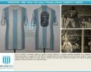 Argentina - 1968 - Home - Ind. Lanus - Friendly vs Brasil - A. Rendo