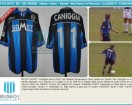Atalanta BC - 1999/00 - Home - Asics - Somet - 6ta Fecha Serie B Calcio vs Pescara - C. Caniggia