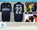 Internazionale - 2013/14 - Home - Nike - Pirelli - Serie A - D. Milito