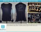 Racing Club - 1980 TN - Away - Adidas - Torneo Nacional - J. Van Tuynne