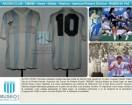 Racing Club - 1988/89 - Home - Adidas - Nashua - Apertura Primera Division - R. Paz
