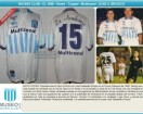Racing Club - 1998 CL - Home - Taiyo - Multicanal - Torneo Clausura - J. Brusco