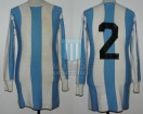 Argentina - 1962 - Home - Ind. Argentina - Chile WC vs Hungary - J. Ramos Delgado