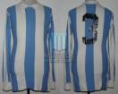 Argentina - 1967 - Home - Ind. Lanus - Uruguay Copa America vs Bolivia - S. Marzolini