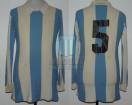 Argentina - 1972 - Home - Ind. Lanus - Copa Carlos Dittborn vs Chile - R. Telch