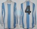 Argentina - 1976 - Home - Uribarri - Copa Carlos Dittborn vs Chile - A. Tarantini