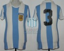 Argentina - 1977 - Home - Uribarri - Friendly vs Hungary - J. Carrascosa