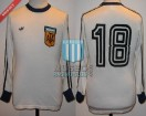Argentina - 1979 - Away - Adidas - Friendly vs Seleccion de Cordoba - V. Ocano