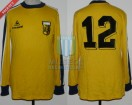 Argentina - 1983 - GK - Le Coq Sportif - Friendly - L. Islas