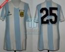 Argentina - 1983 - Home - Le Coq Sportif - Copa America - R. Insua