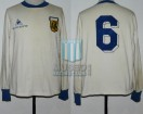 Argentina - 1986 - Away - Le Coq Sportif - Friendly vs Napoli - D. Passarella