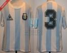 Argentina - 1986 - Home - Le Coq Sportif - Sudamerican Peru U16 - A. Allegue