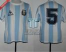 Argentina - 1986 - Home - Le Coq Sportif - Sudamerican Peru U16 - C. Dollberg