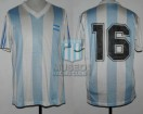Argentina - 1987 - Home - Adidas - Indianapolis Panamerican Games - A. Russo