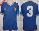 Argentina - 1990 - Away - Adidas - Italy WC - A. Balbo