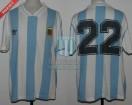 Argentina - 1993 - Home - Adidas - 1ra Ronda Copa America vs Mexico - A. Mancuso