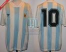 Argentina - 1993 - Home - Adidas - Copa Artemio Franchi vs Denmark - D. Maradona