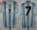 Argentina - 1993 - Home - Adidas - Japan U17 WC - N. Diez