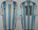 Argentina - 1994 - Home - Adidas - Friendly vs Brasil - D. Maradona