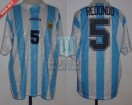 Argentina - 1994 - Home - Adidas - USA WC vs Bulgaria - F. Redondo