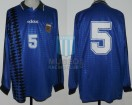 Argentina - 1995 - Away - Adidas - Uruguay Copa America - H. Perez
