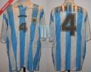 Argentina - 1995 - Home - Adidas - King Fahd Cup - J. Zanetti