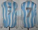Argentina - 1995 - Home - Adidas - QF Mar del Plata Panamerican Games vs Chile - A. Ortega