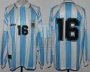 Argentina - 1997 - Home - Adidas - Bolivia Copa America vs Chile - M. Pellegrino