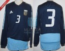 Argentina - 2002 - Away - Adidas - Friendly - J. Sorin