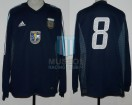 Argentina - 2003 - Away - Adidas - Friendly 25to Aniversario Campeon 78' - R. Giusti