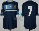 Argentina - 2012 - Away - Adidas - Friendly vs Germany - A. Di Maria