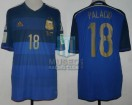 Argentina - 2014 - Away - Adidas - FINAL Brasil WC vs Germany - R. Palacio