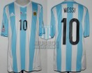 Argentina - 2015 - Home - Adidas - Final Chile Copa America vs Chile - L. Messi