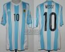 Argentina - 2015 - Home - Adidas - SF Chile Copa America vs Paraguay - L. Messi