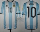 Argentina - 2016 - Home - Adidas - Qualy Russia WC vs Uruguay - L. Messi