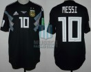 Argentina - 2018 - Away - Adidas - Russia WC vs Iceland - L. Messi