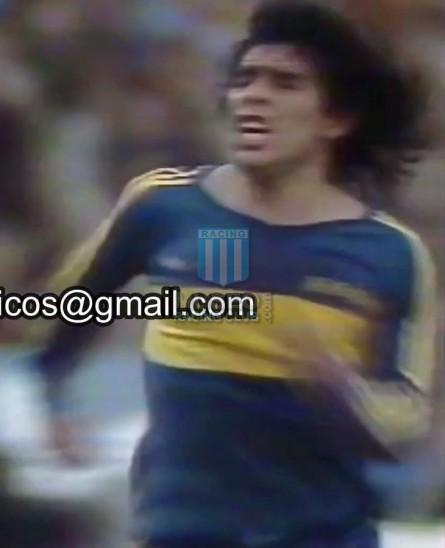 BocaJuniors_1981_Home_Adidas_24taFechaTorneoMetropolitanovsSanLorenzo_Campeon_ST_ML_10_DiegoMaradona_jugador_14