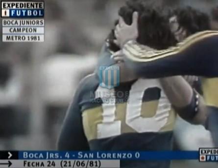 BocaJuniors_1981_Home_Adidas_24taFechaTorneoMetropolitanovsSanLorenzo_Campeon_ST_ML_10_DiegoMaradona_jugador_25