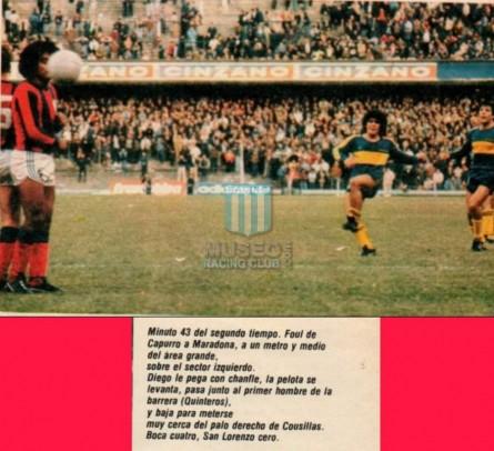 BocaJuniors_1981_Home_Adidas_24taFechaTorneoMetropolitanovsSanLorenzo_Campeon_ST_ML_10_DiegoMaradona_jugador_38