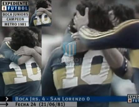 BocaJuniors_1981_Home_Adidas_24taFechaTorneoMetropolitanovsSanLorenzo_Campeon_ST_ML_10_DiegoMaradona_jugador_51