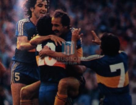 BocaJuniors_1981_Home_Adidas_CampeonMetro_MC_7_OsvaldoEscudero_jugador_26