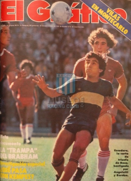 BocaJuniors_1981_Home_Adidas_CampeonMetro_MC_7_OsvaldoEscudero_jugador_27