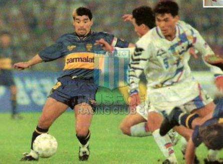 BocaJuniors_1995_Home_Olan_Parmalat_FriendlyvsSouthKorea_MC_10_DiegoMaradona_jugador_01