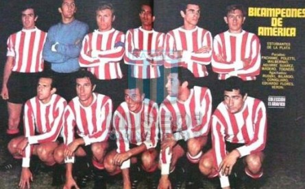EstudiantesLP_1969_Home_Testai_CampeonInteramericano_ML_11_JuanRamonVeron_jugador_01